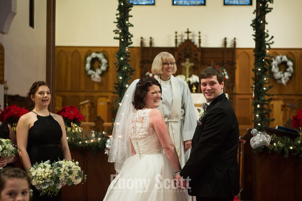 A Winter Wedding with Ben and Brooke