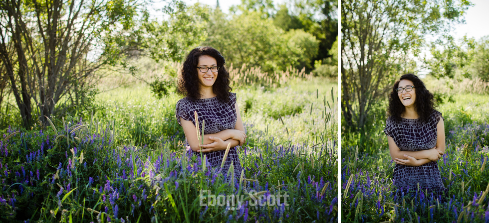 Woodstock Graduate Portraits Layla